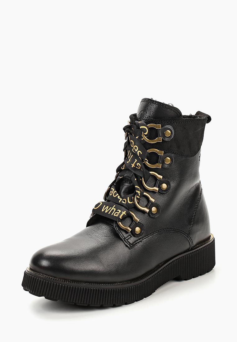 Женские ботинки s.Oliver (с.Оливер) 5-5-26263-31-001