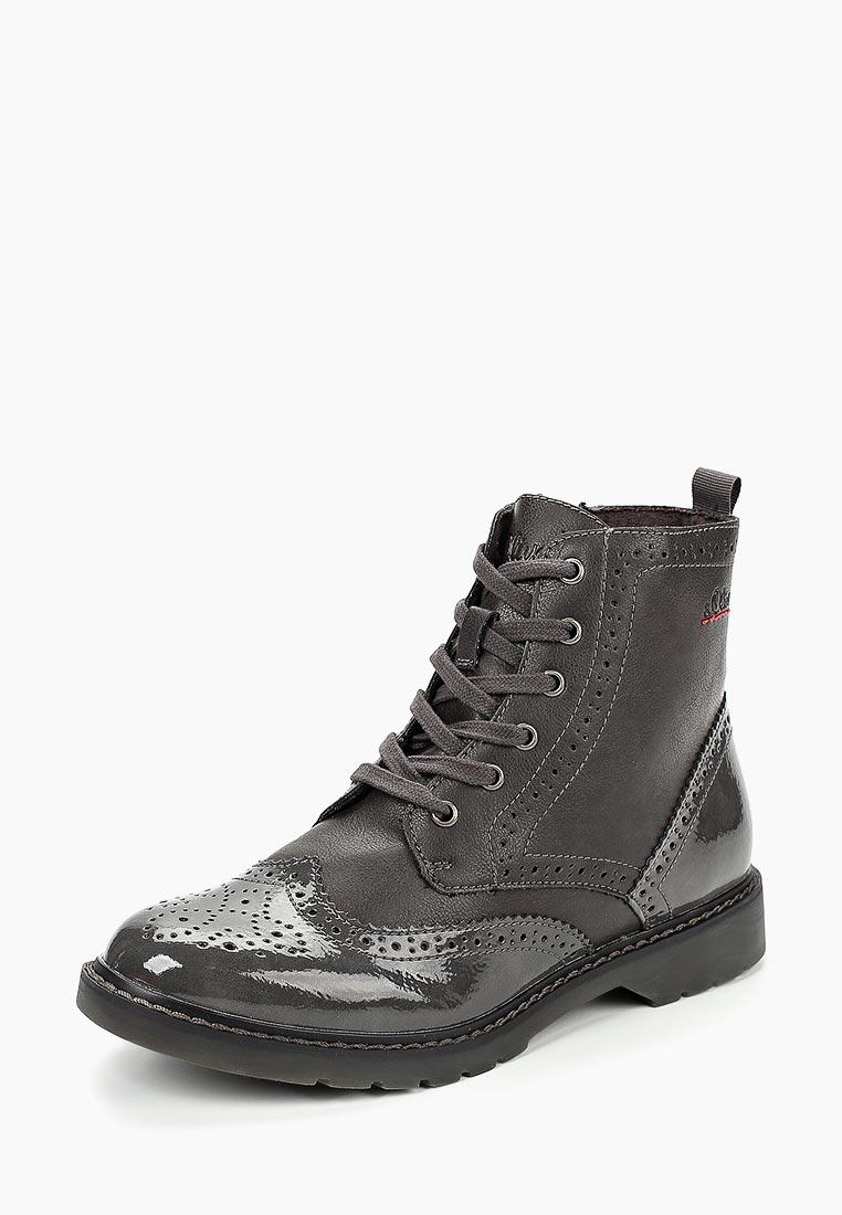 Женские ботинки s.Oliver (с.Оливер) 5-5-25465-21-216