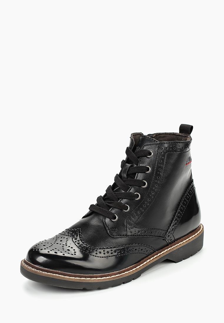 Женские ботинки s.Oliver (с.Оливер) 5-5-25465-21-098