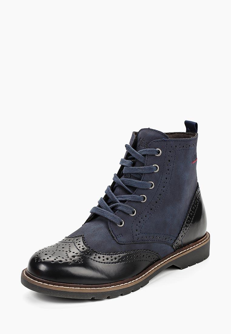 Женские ботинки s.Oliver (с.Оливер) 5-5-25465-21-891