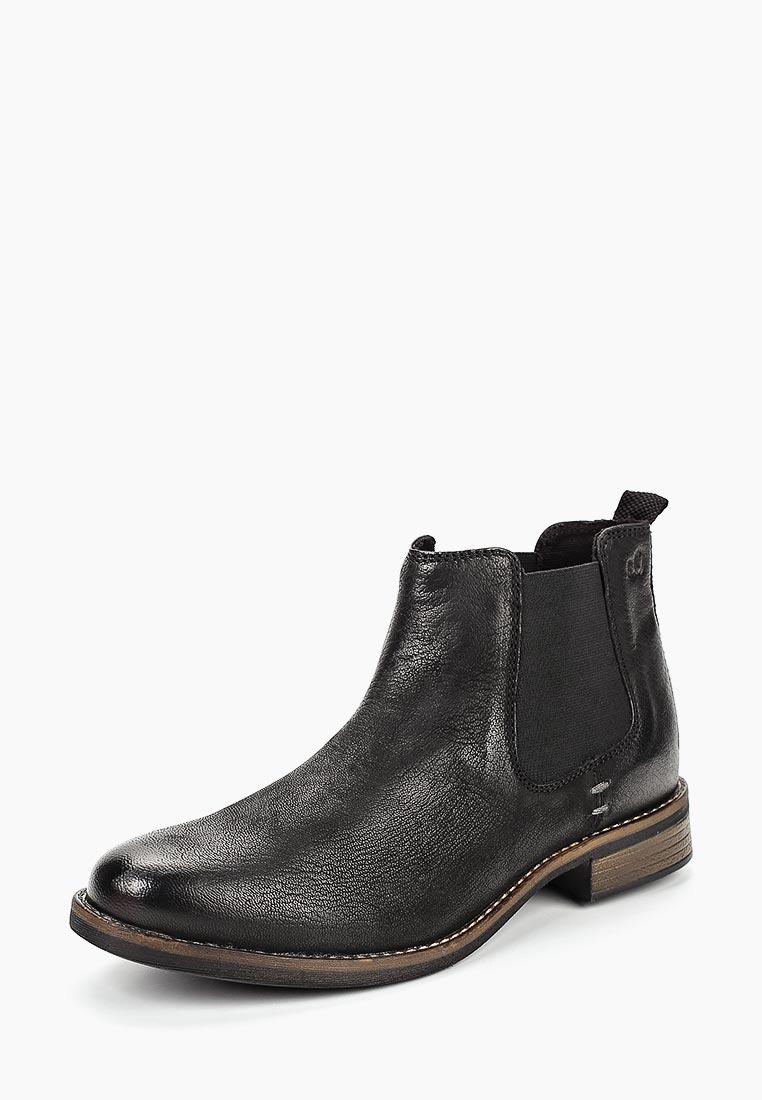 Женские ботинки s.Oliver (с.Оливер) 5-5-25335-31-001