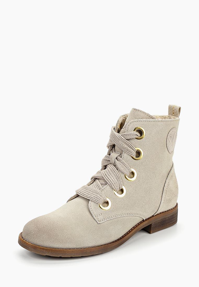 Женские ботинки s.Oliver (с.Оливер) 5-5-25210-31-404