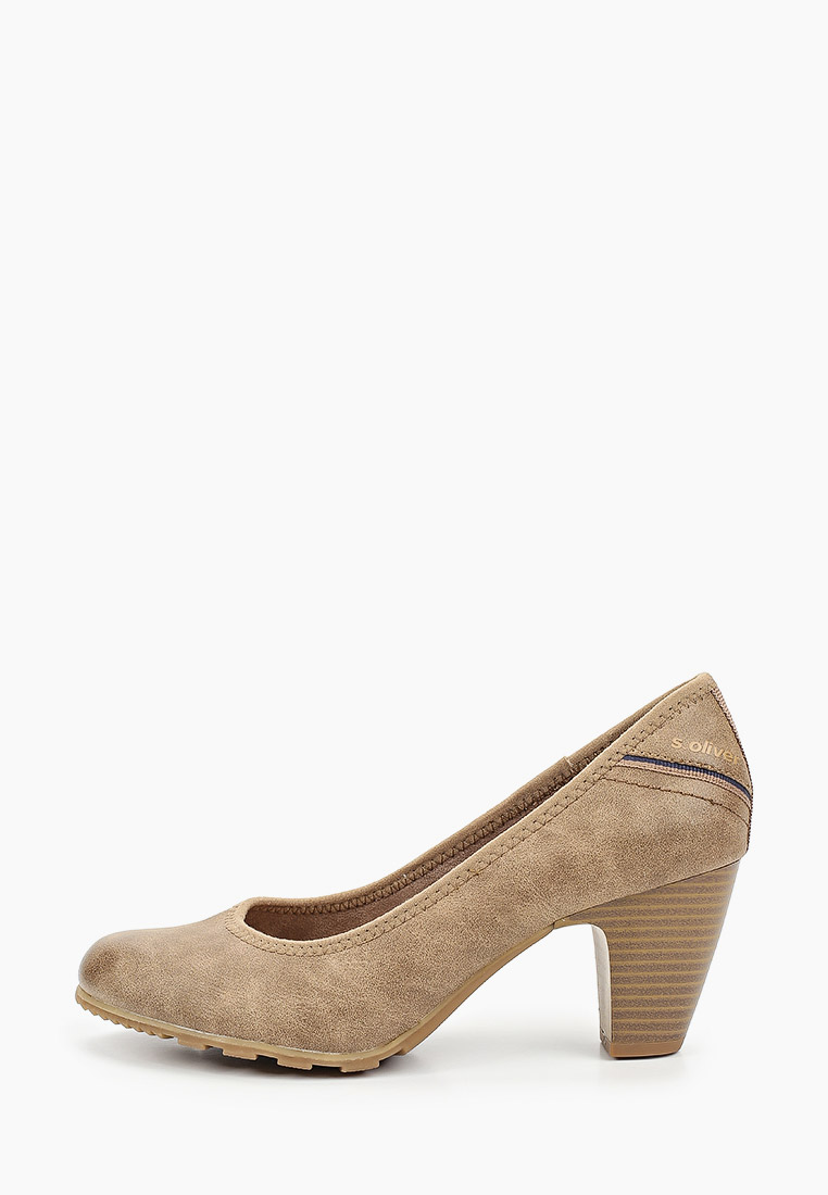 Женские туфли s.Oliver (с.Оливер) 5-5-22404-25