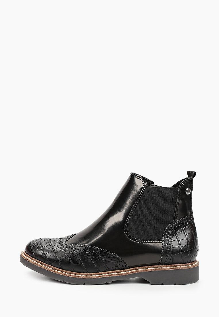Женские ботинки s.Oliver (с.Оливер) 5-5-25444-25