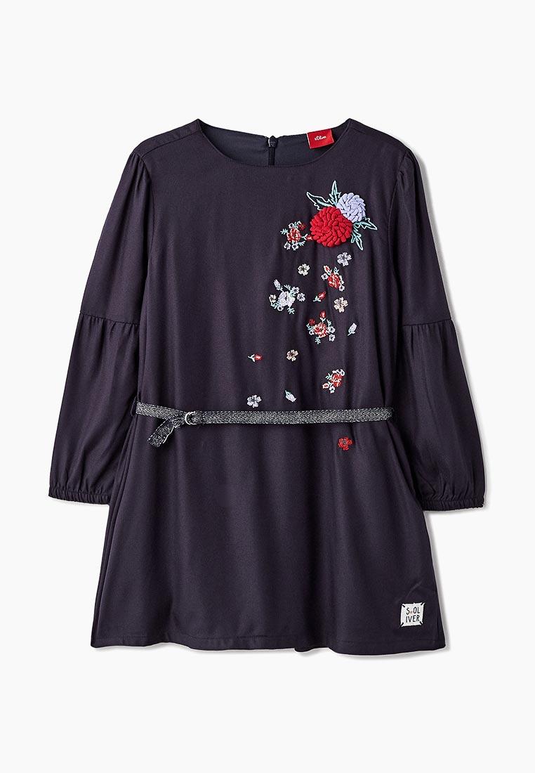 Повседневное платье s.Oliver (с.Оливер) 53.808.82.2840
