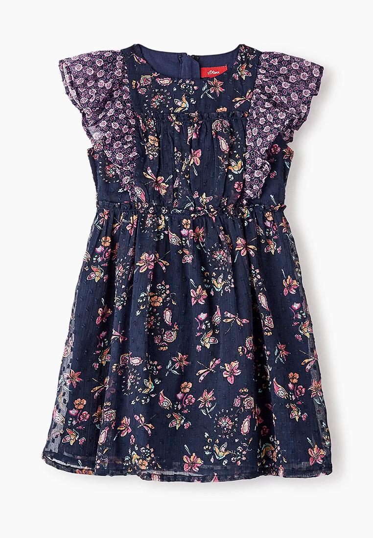 Повседневное платье s.Oliver (с.Оливер) 53.004.82.2927
