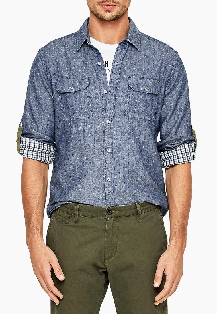 Рубашка с длинным рукавом s.Oliver (с.Оливер) 13.808.21.3577