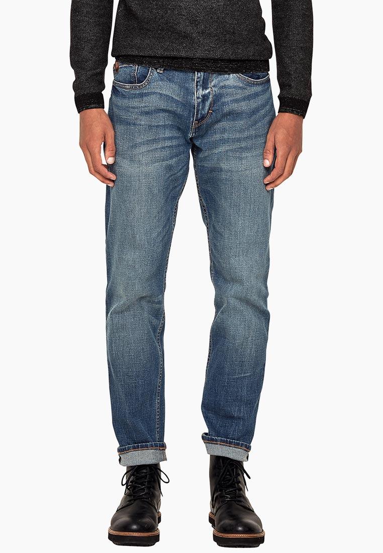 Мужские прямые джинсы s.Oliver (с.Оливер) 03.899.71.4561
