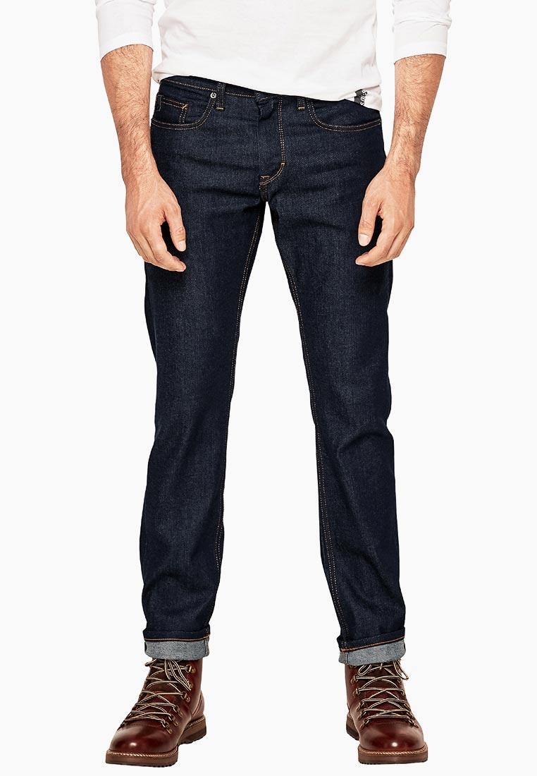 Мужские прямые джинсы s.Oliver (с.Оливер) 03.899.71.4569
