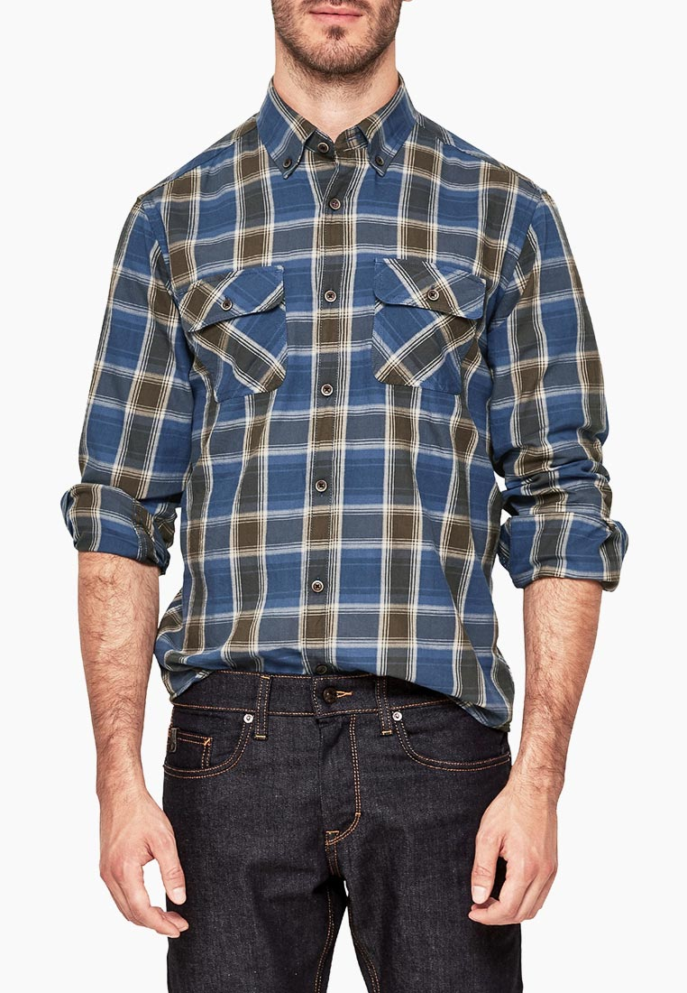 Рубашка с длинным рукавом s.Oliver (с.Оливер) 13.809.21.3541