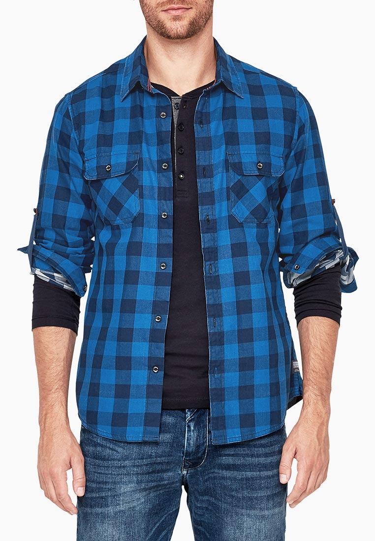 Рубашка с длинным рукавом s.Oliver (с.Оливер) 13.809.21.3648
