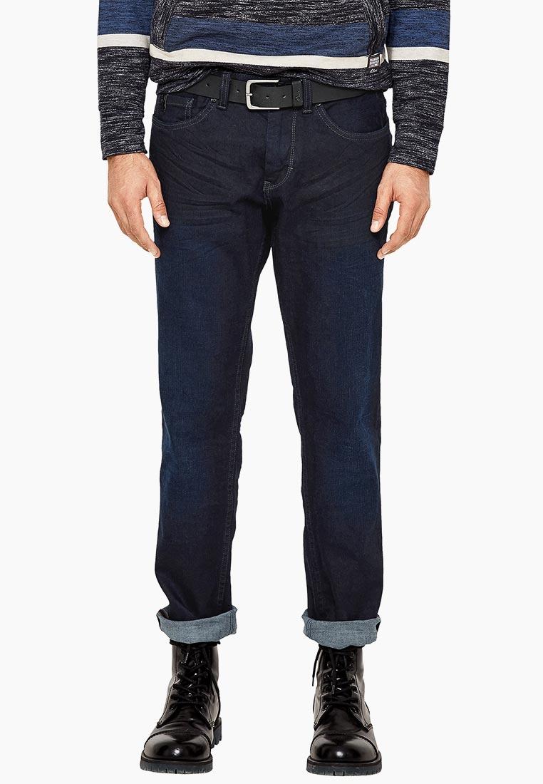 Мужские прямые джинсы s.Oliver (с.Оливер) 13.809.71.4573