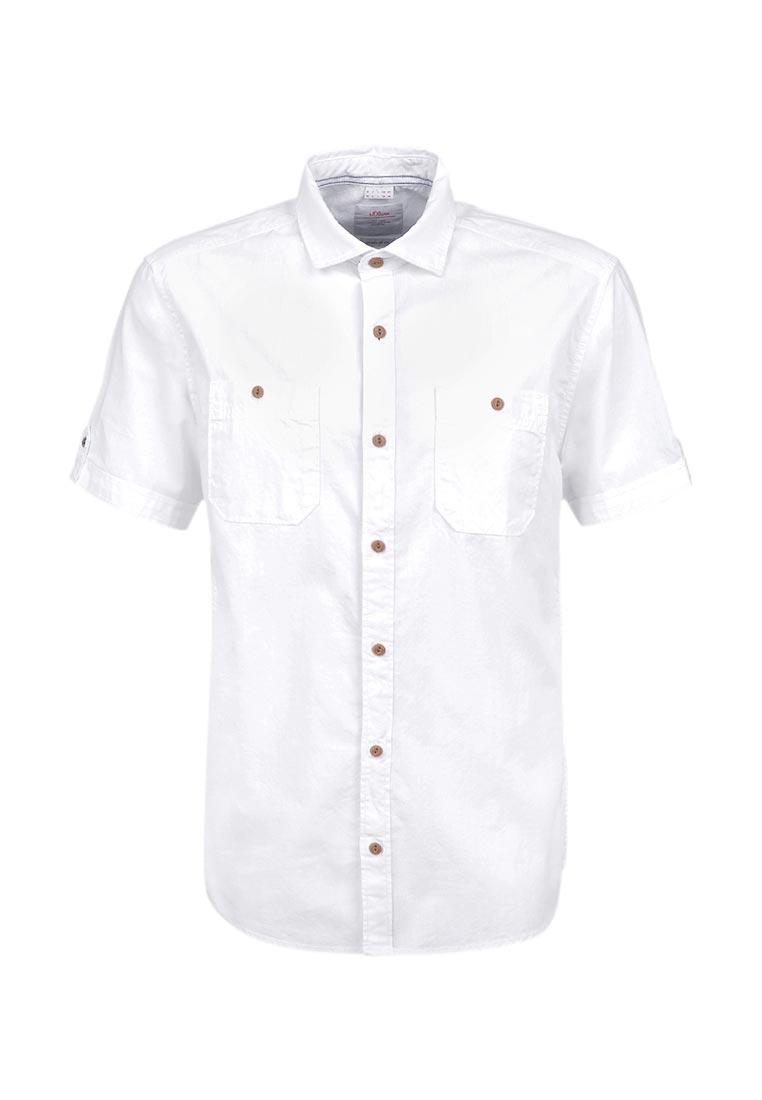 Рубашка с коротким рукавом s.Oliver (с.Оливер) 13.505.22.6771