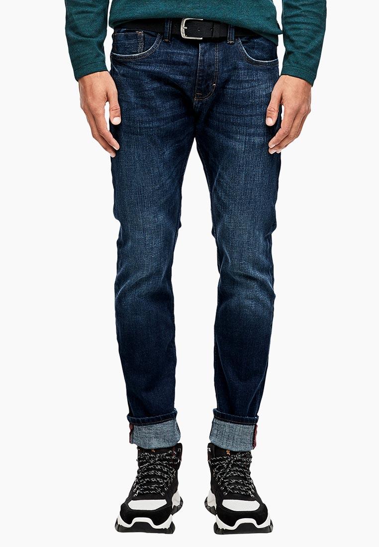 Зауженные джинсы s.Oliver (с.Оливер) 13.909.71.5515