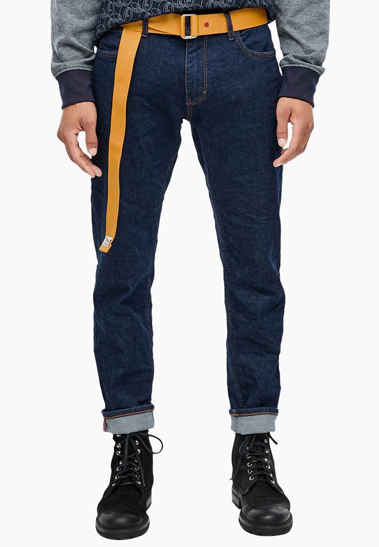 Зауженные джинсы s.Oliver (с.Оливер) 20.909.71.5866