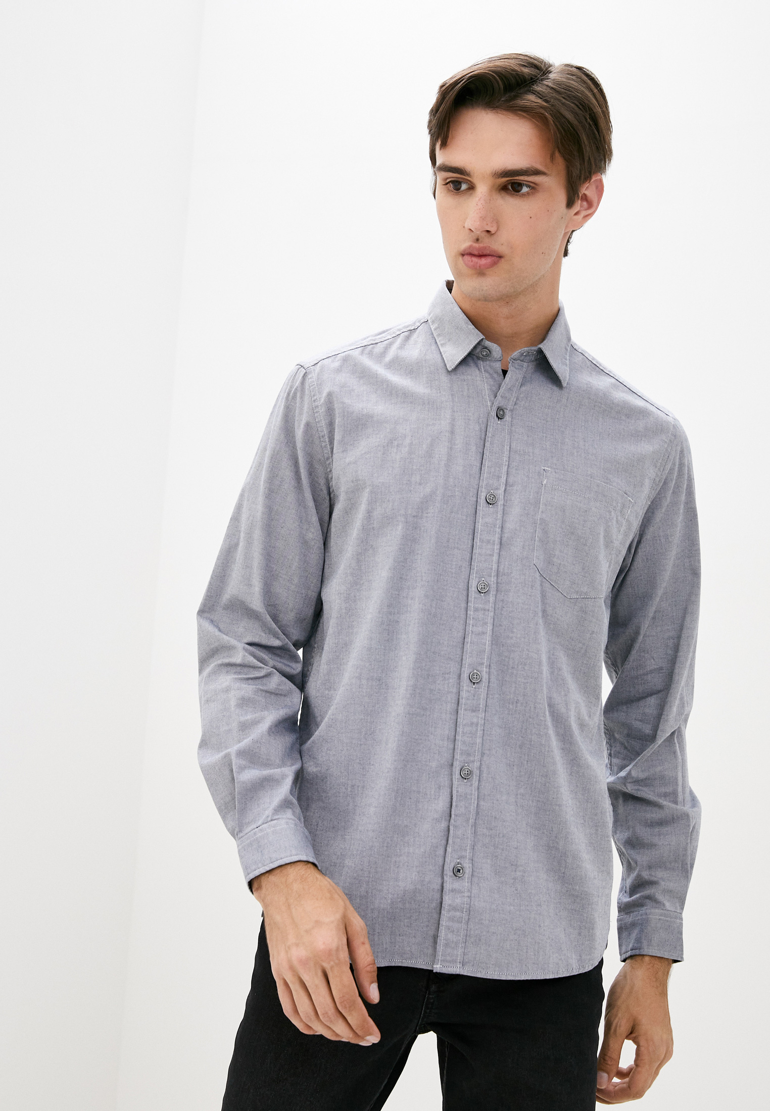 Рубашка с длинным рукавом s.Oliver (с.Оливер) 130.11.899.11.120.2055174
