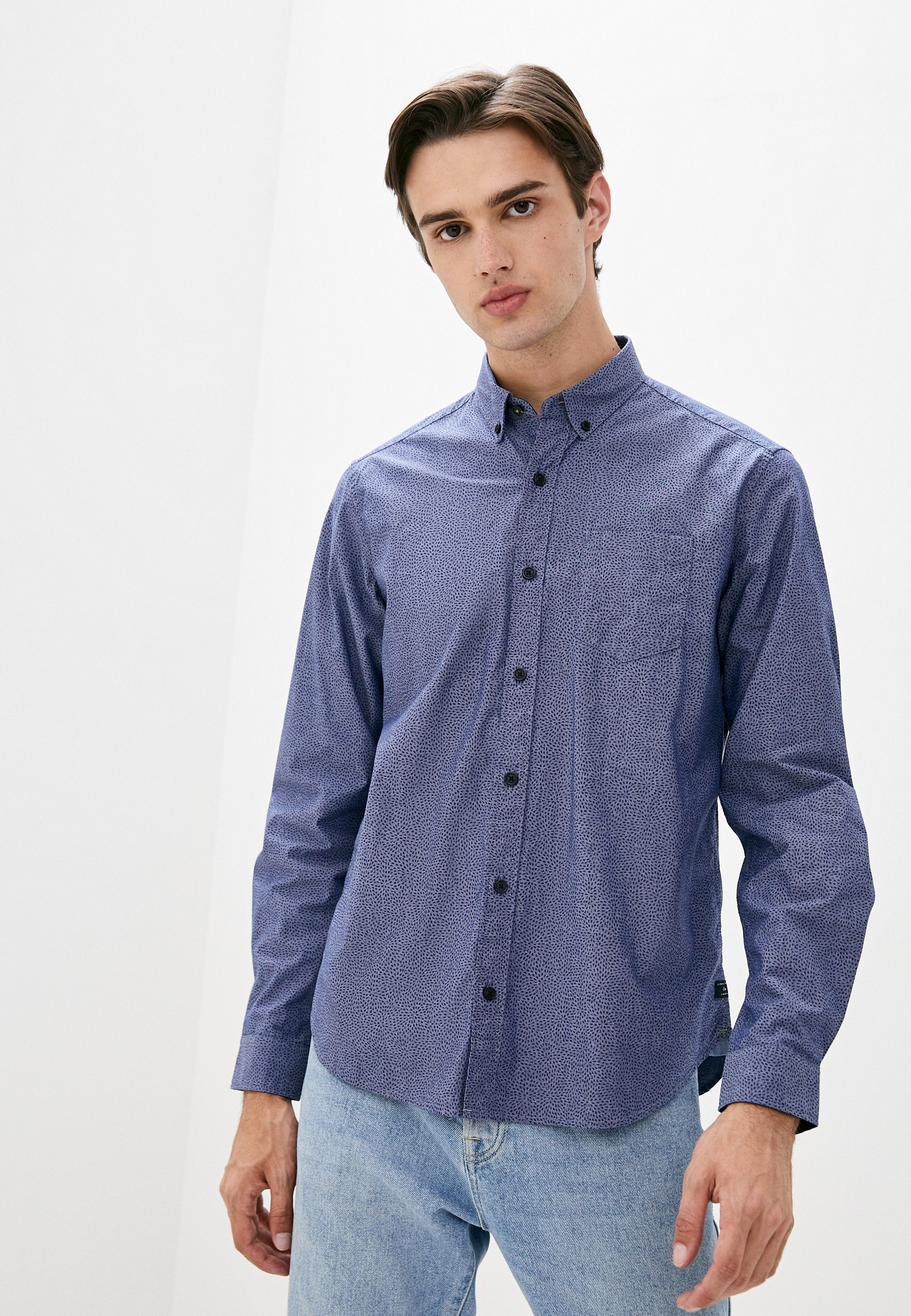 Рубашка с длинным рукавом s.Oliver (с.Оливер) Рубашка s.Oliver