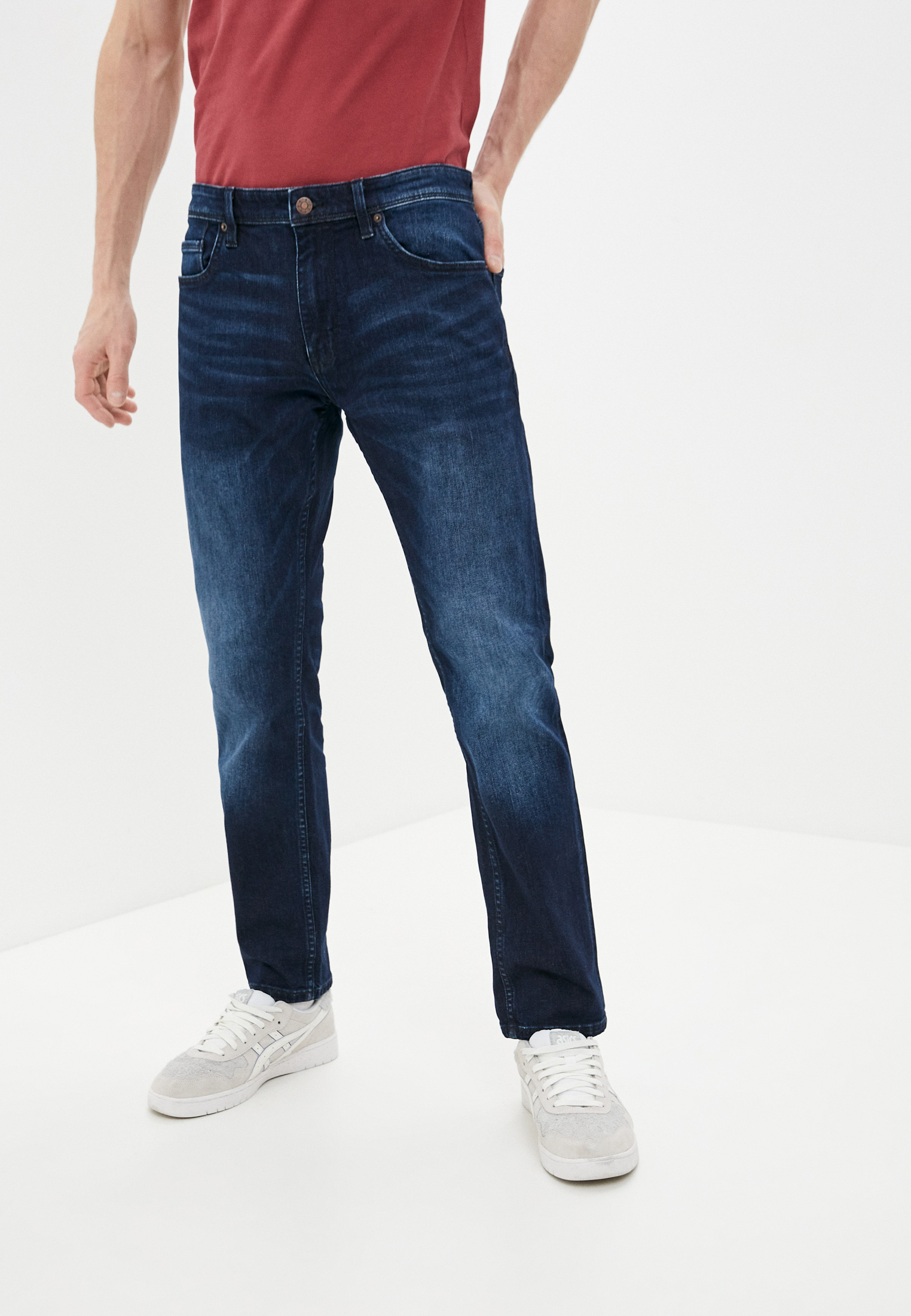 Мужские прямые джинсы s.Oliver (с.Оливер) 130.11.899.26.180.2055892