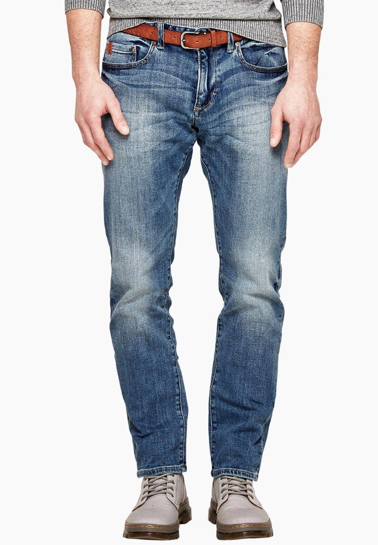 Зауженные джинсы s.Oliver (с.Оливер) 13.801.71.4534: изображение 3