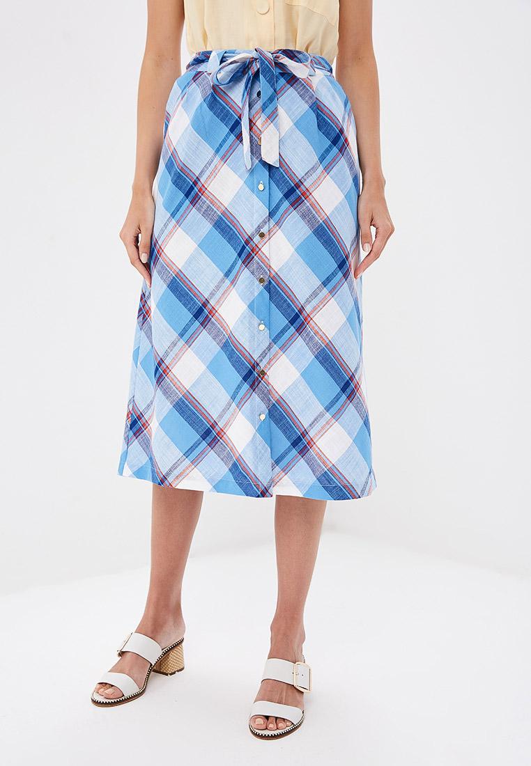 Широкая юбка s.Oliver (с.Оливер) 14.904.78.2866