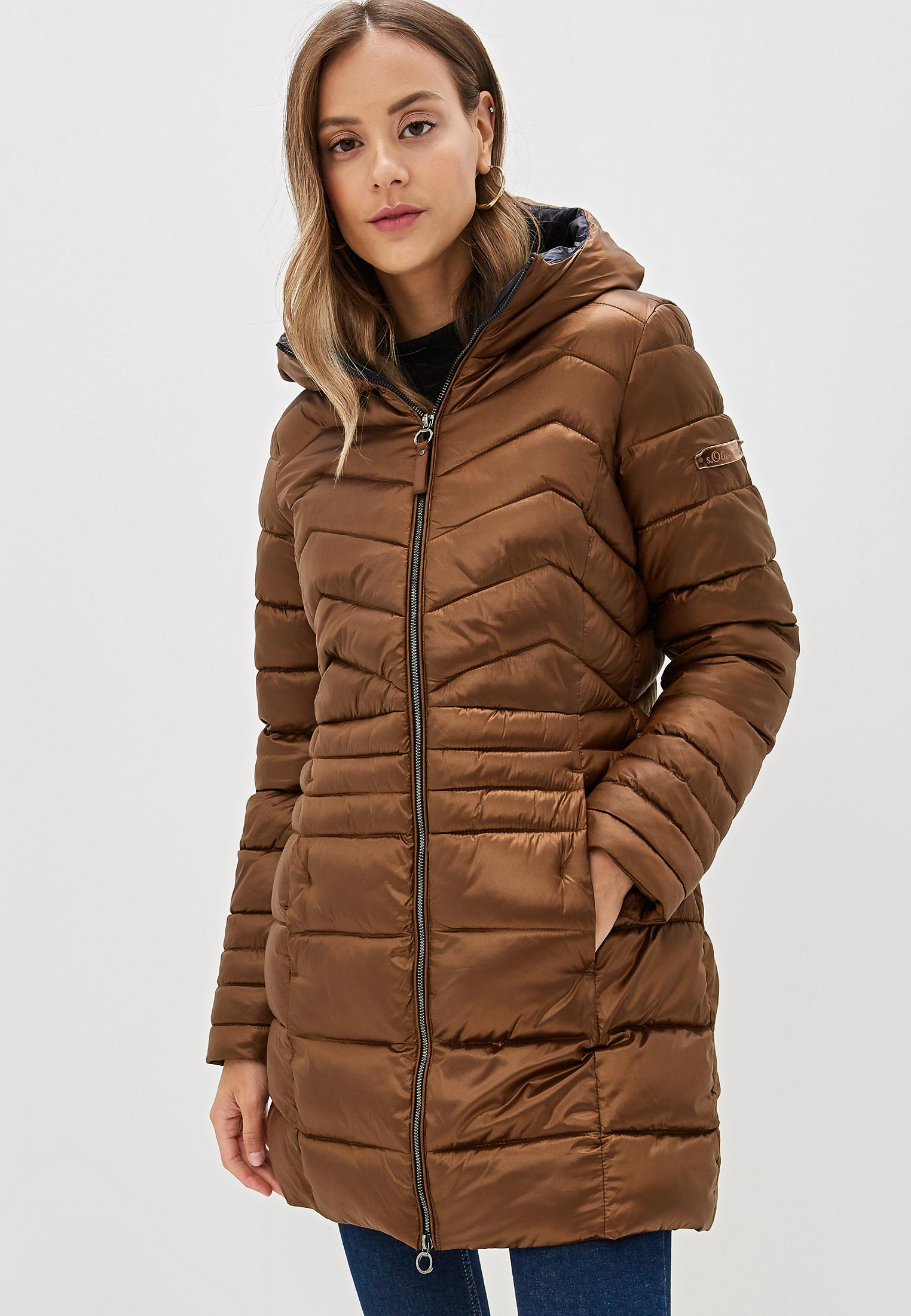 Утепленная куртка s.Oliver (с.Оливер) 05.908.52.3237