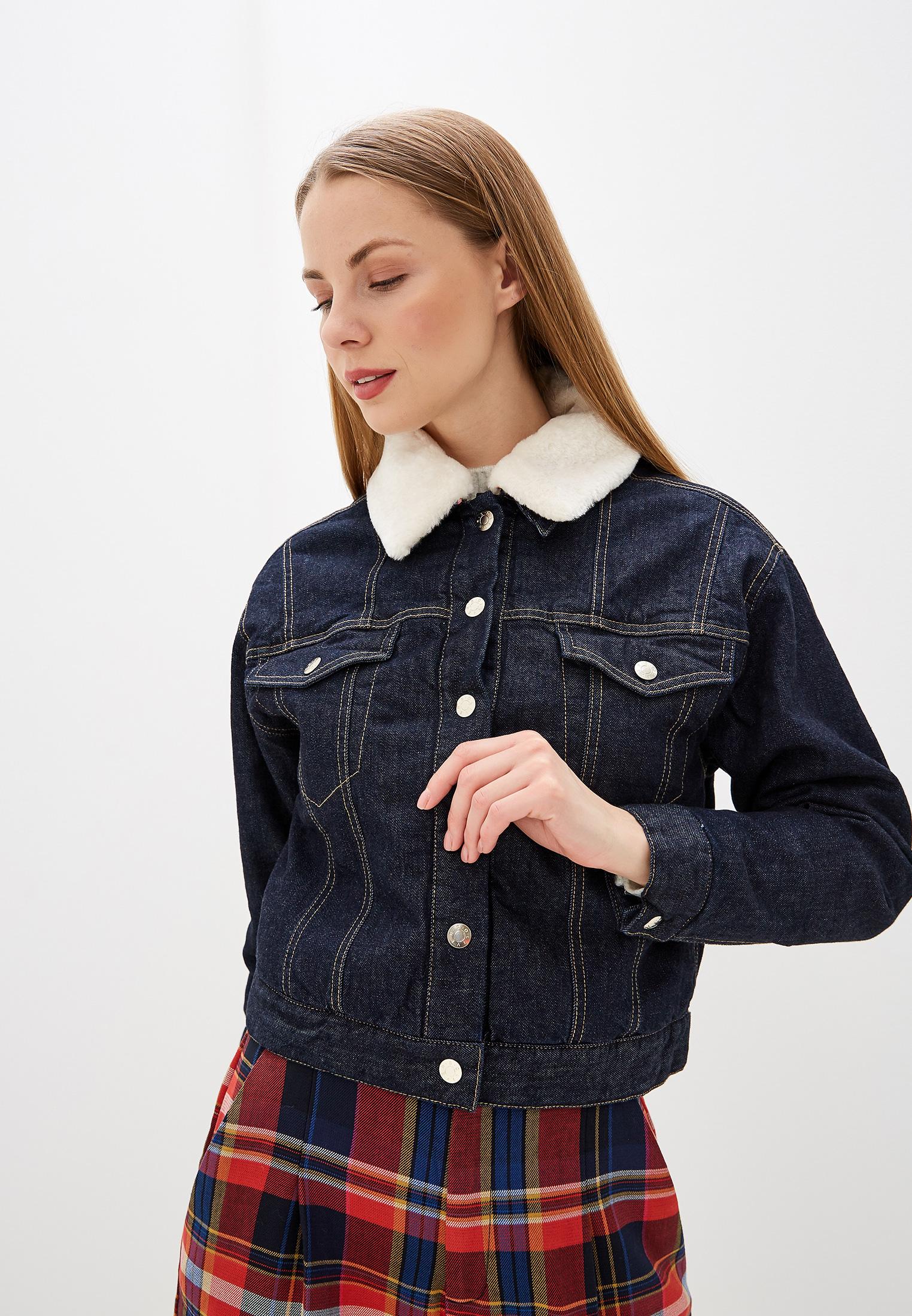 Джинсовая куртка s.Oliver (с.Оливер) 21.909.51.2394