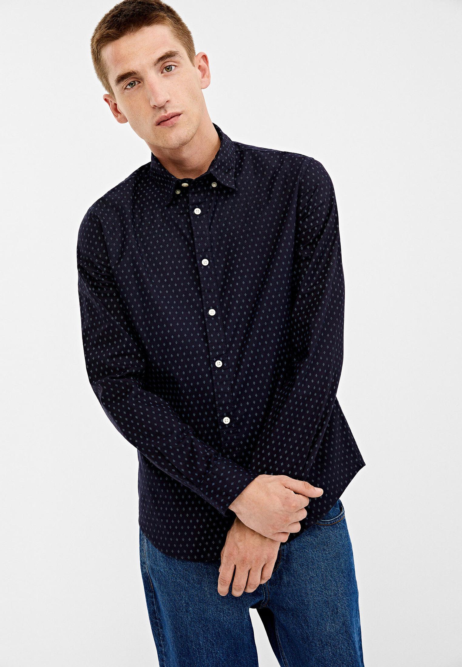 Рубашка с длинным рукавом SPRINGFIELD 286745