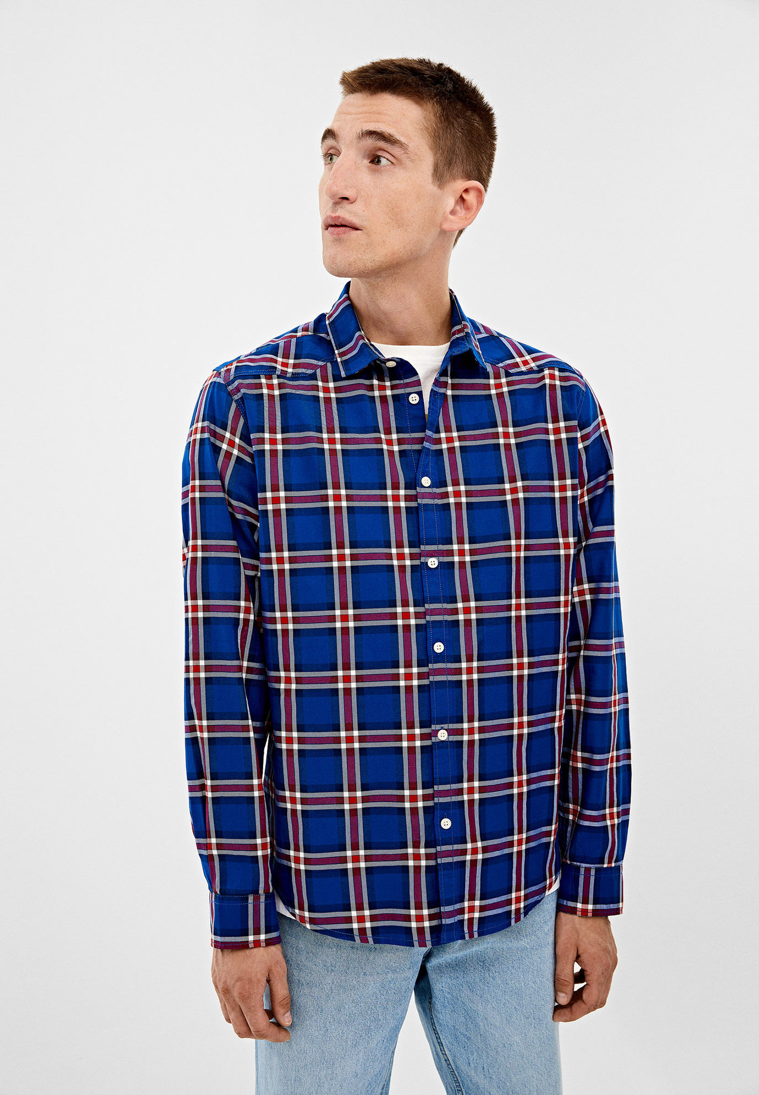 Рубашка с длинным рукавом SPRINGFIELD 336459