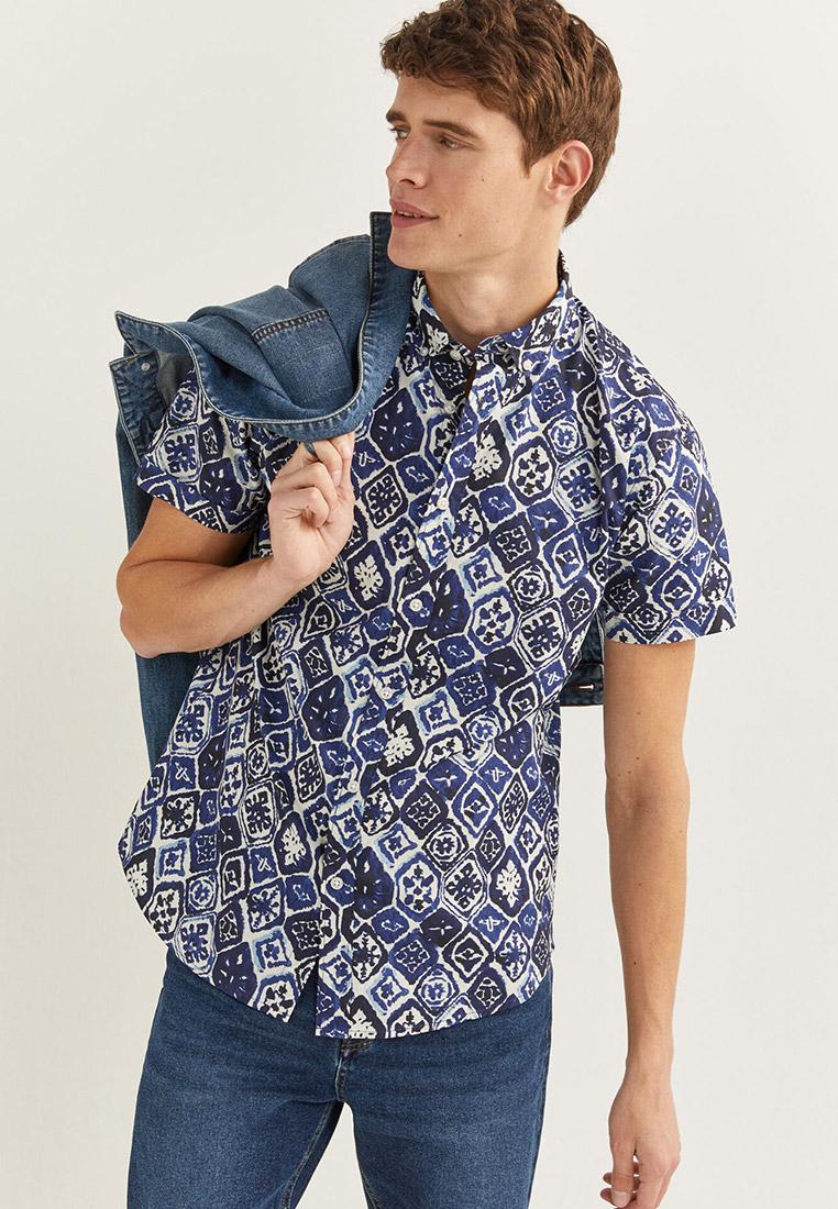 Рубашка с длинным рукавом SPRINGFIELD 378070
