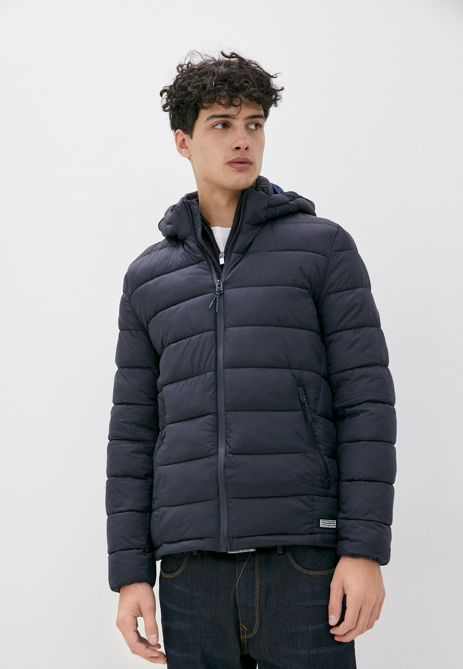 Утепленная куртка SPRINGFIELD Куртка утепленная Springfield