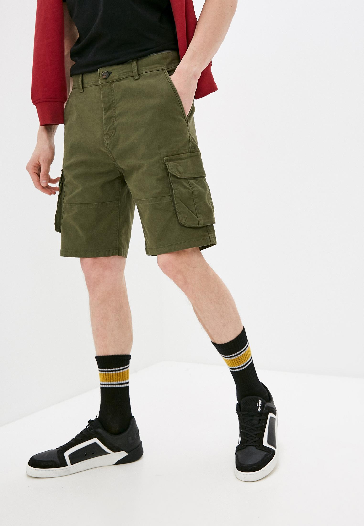 Мужские повседневные шорты SPRINGFIELD 439657