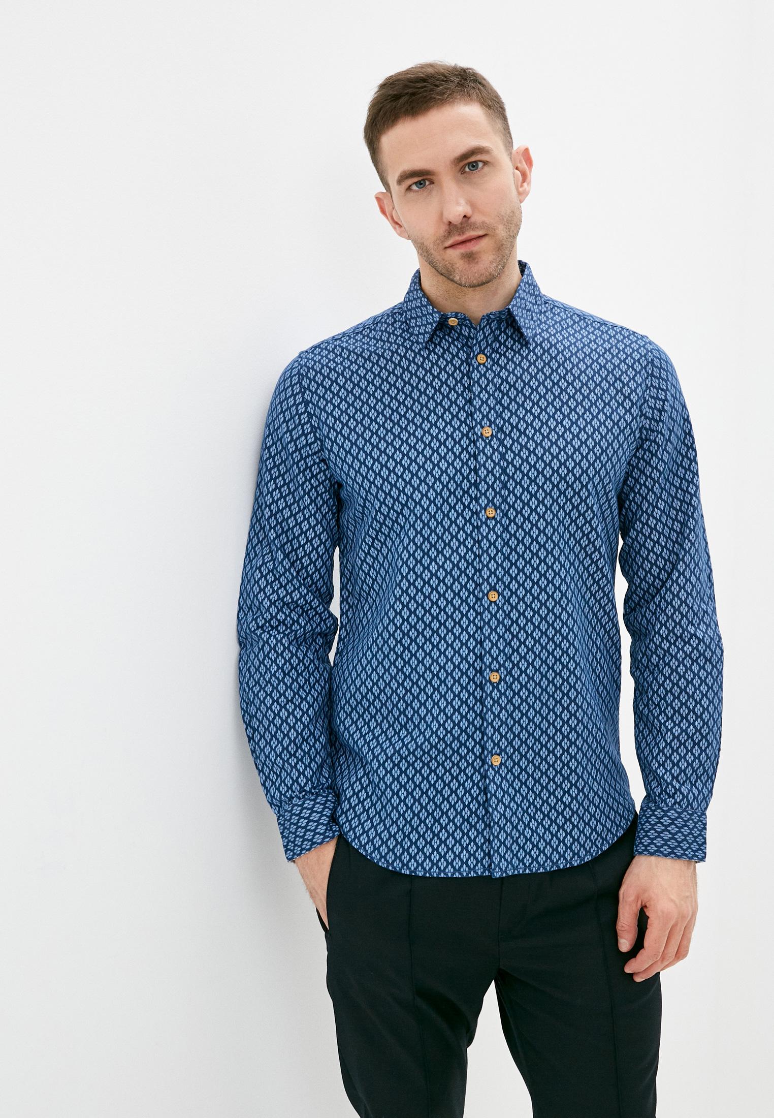 Рубашка с длинным рукавом Springfield (Спрингфилд) 999032