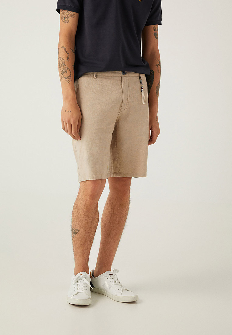 Мужские повседневные шорты SPRINGFIELD 439797
