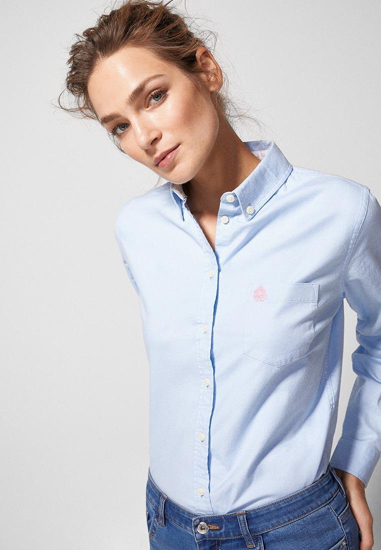 Женские рубашки с длинным рукавом SPRINGFIELD 6794858