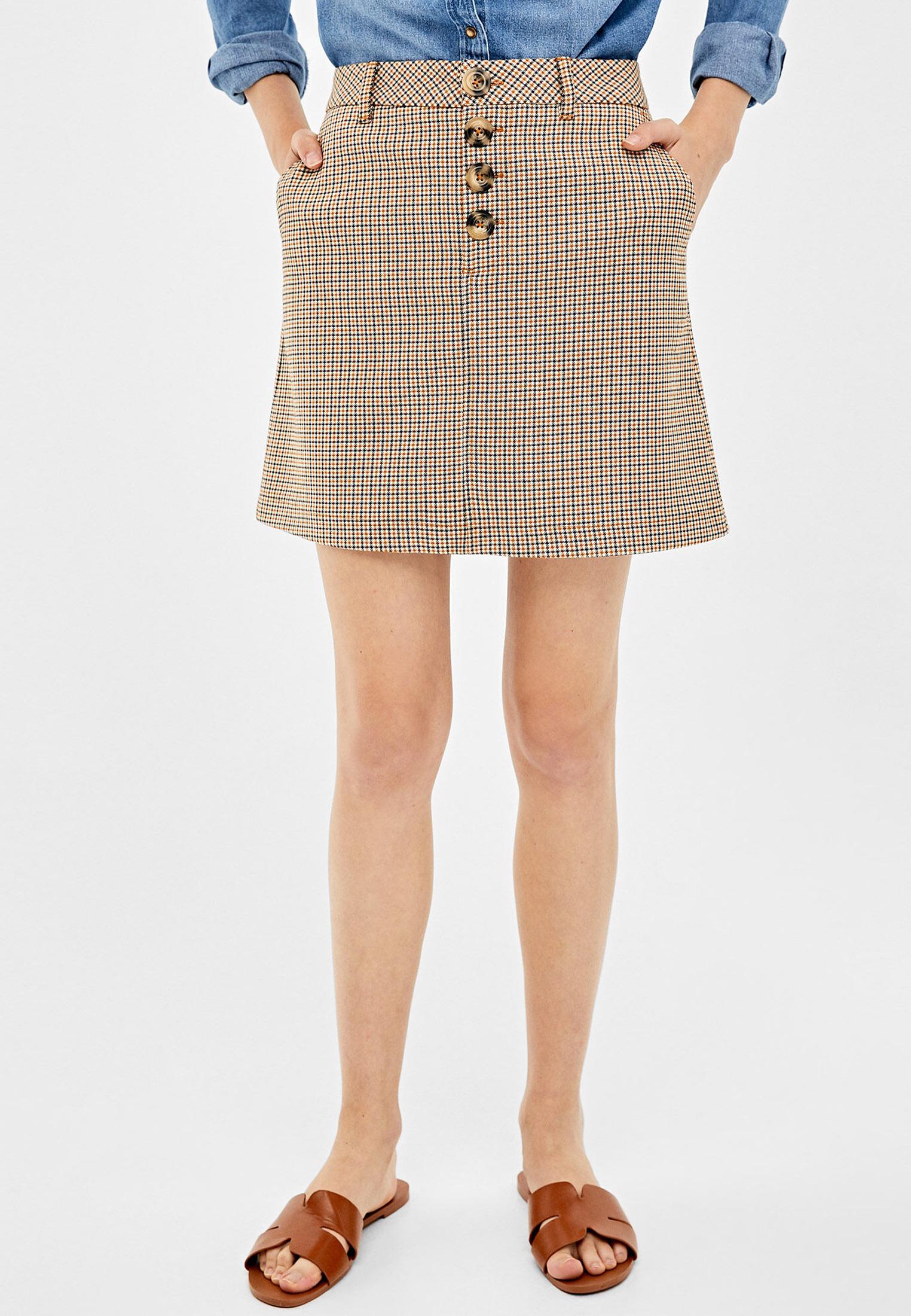 Широкая юбка SPRINGFIELD 6886922