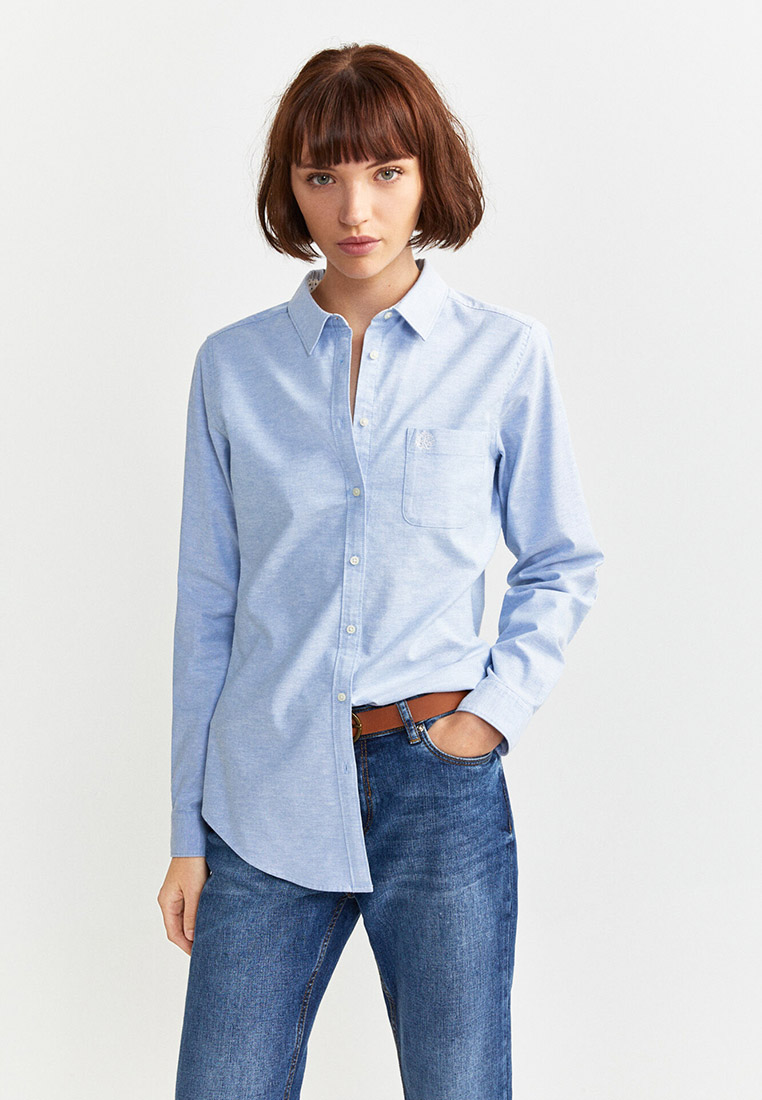 Женские рубашки с длинным рукавом SPRINGFIELD 6797237