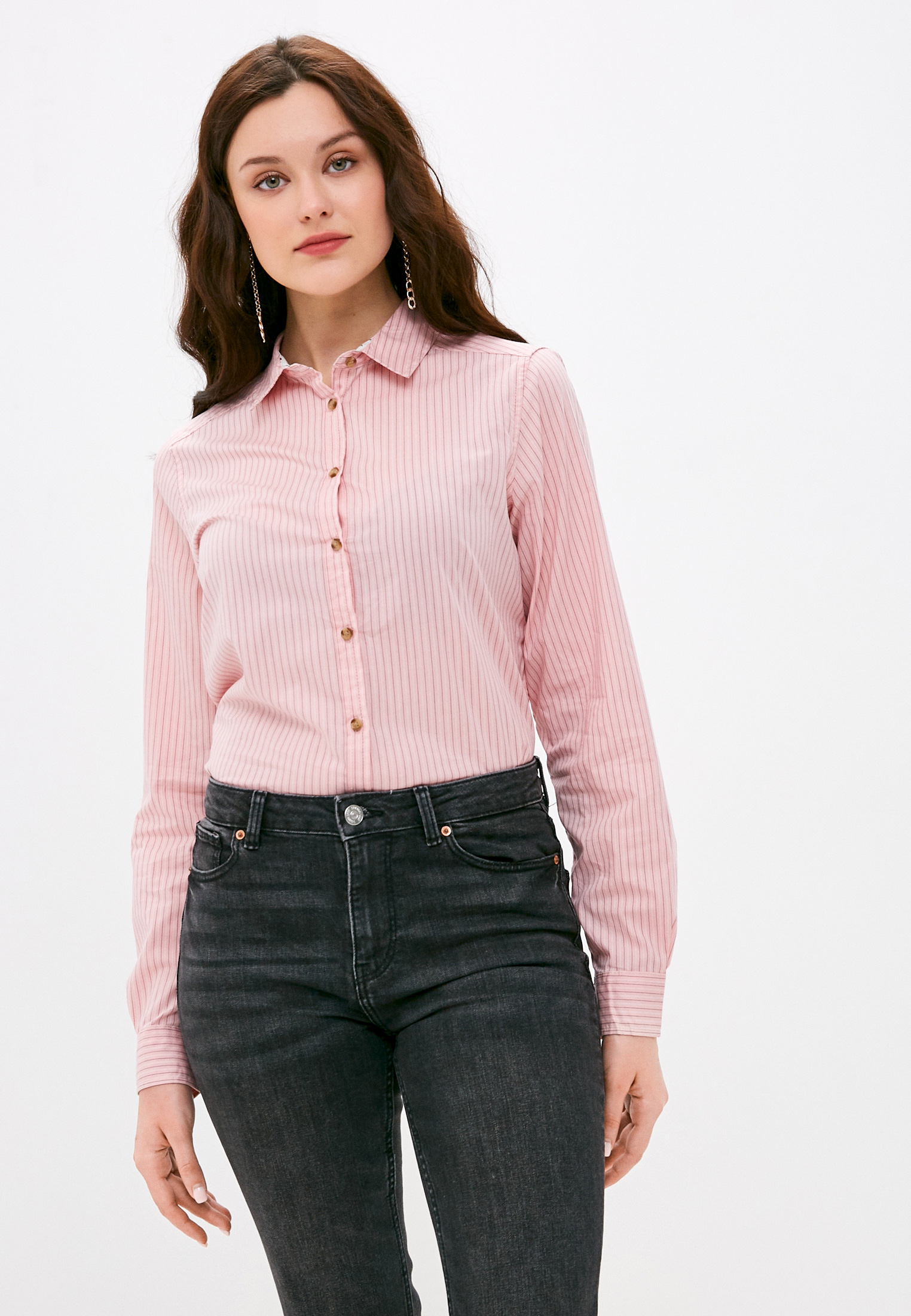 Женские рубашки с длинным рукавом SPRINGFIELD Рубашка Springfield