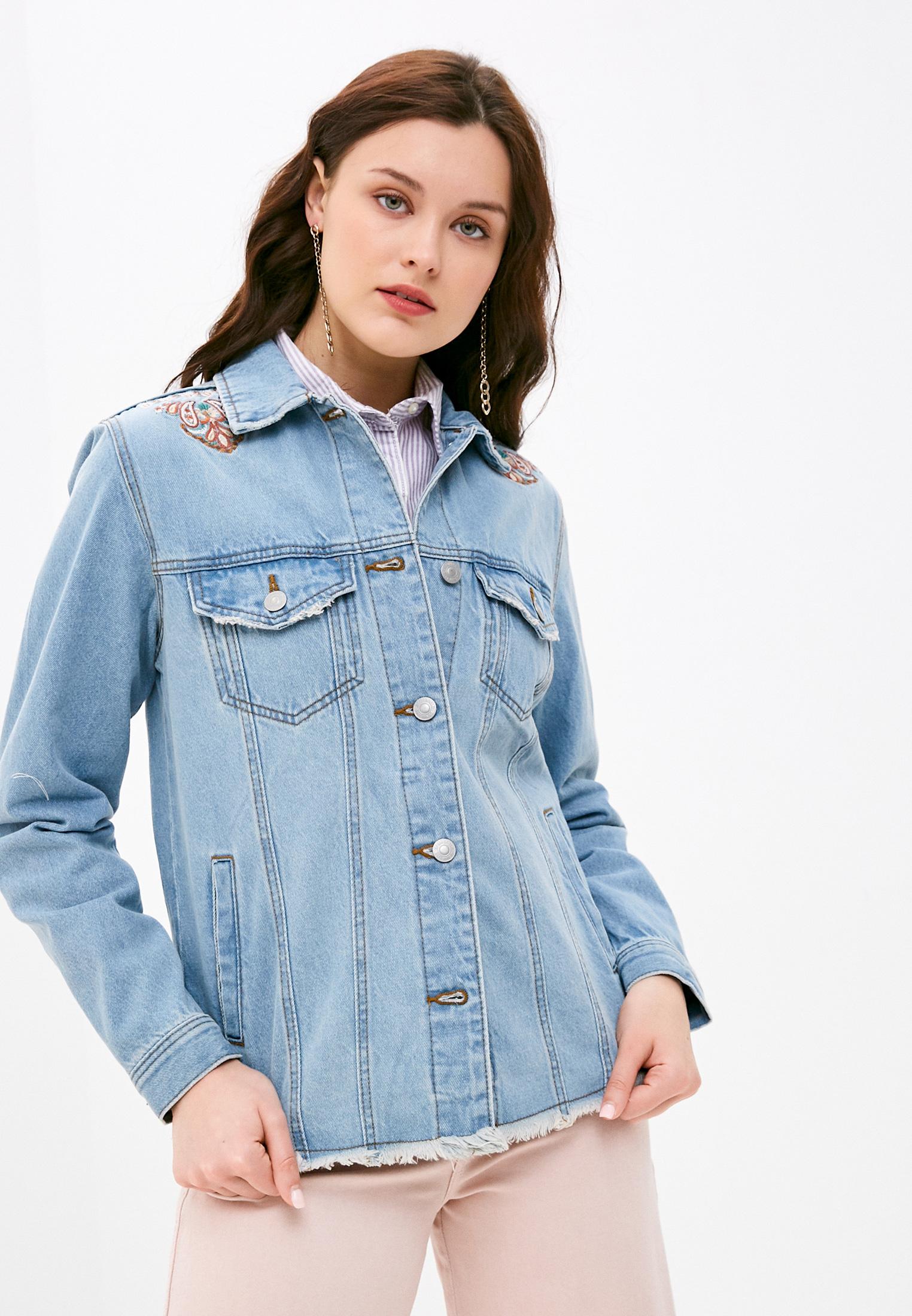 Джинсовая куртка SPRINGFIELD 8279667