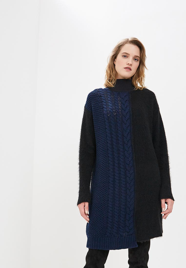 Вязаные платья для женщин - купить вязаное платье в интернет ... 8416dc6cafb