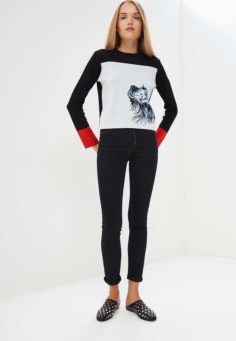 Зауженные джинсы Sportmax Code BRADO: изображение 2