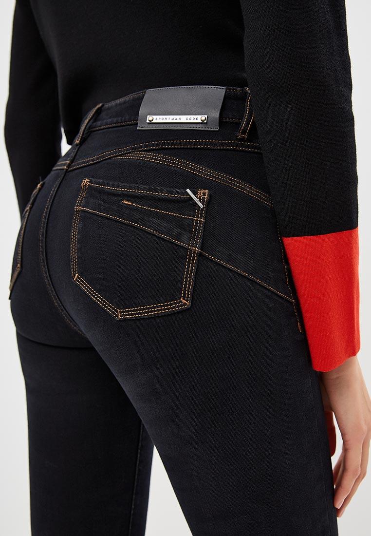 Зауженные джинсы Sportmax Code BRADO: изображение 4