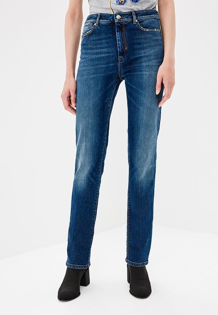 Прямые джинсы Sportmax Code BEDFORD