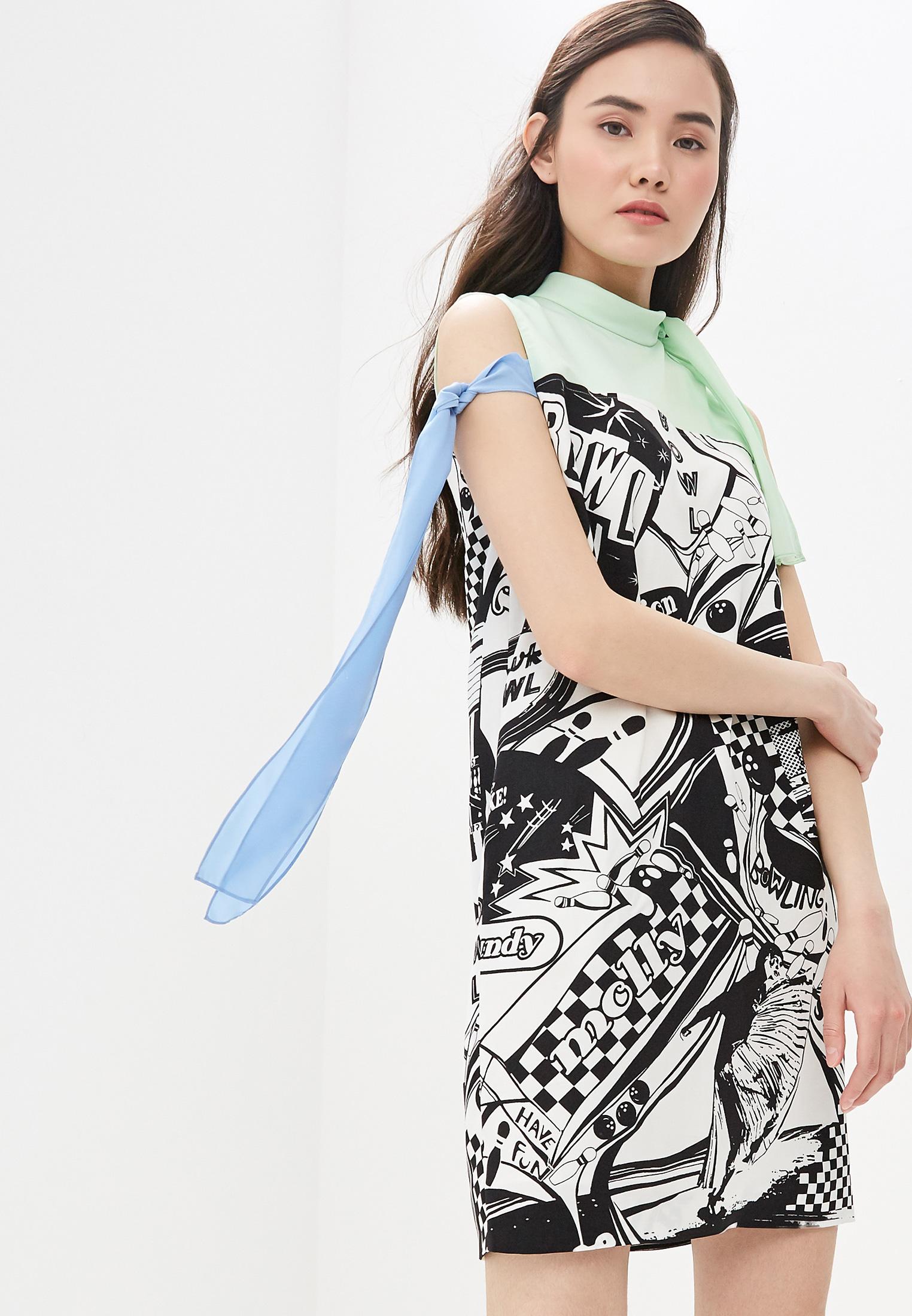 Повседневное платье Sportmax Code MACINA
