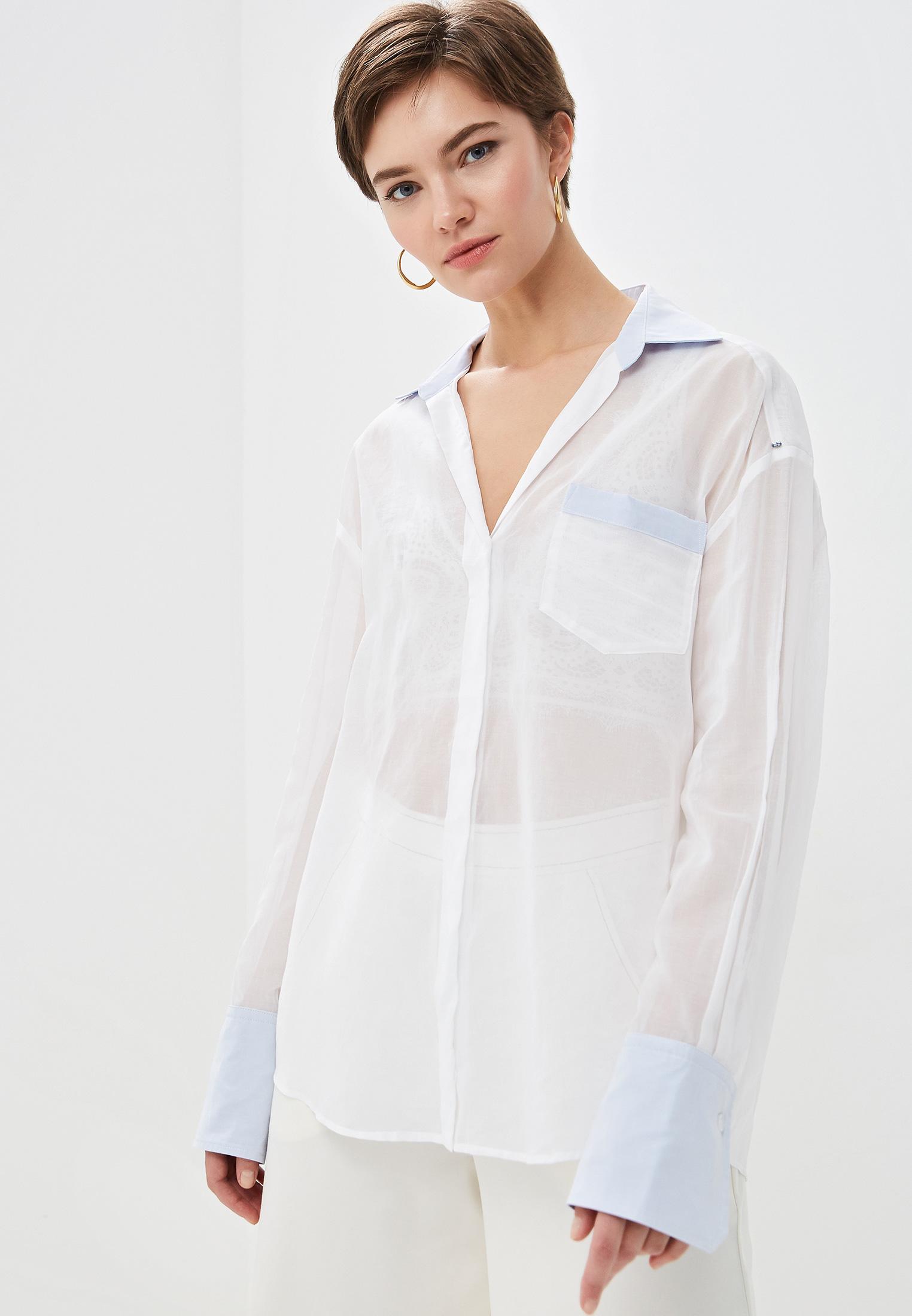 Женские рубашки с длинным рукавом Sportmax Code DOMEZ