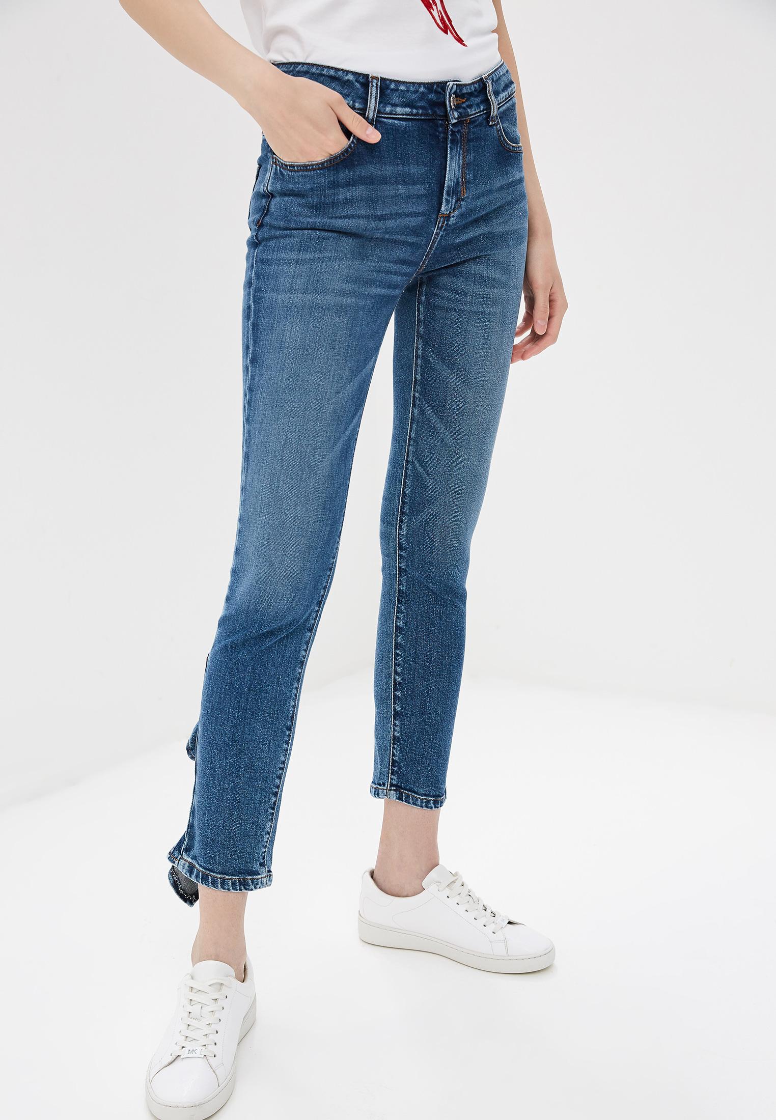 Зауженные джинсы Sportmax Code JOLLY