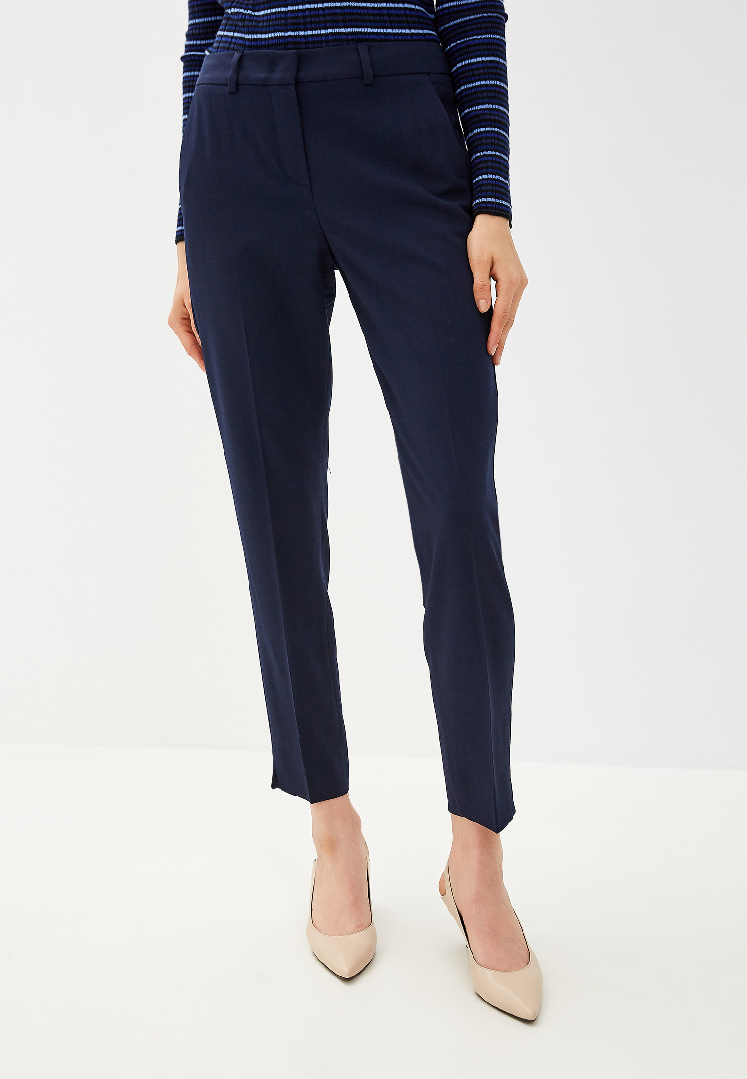 Женские классические брюки Sportmax Code MORETTO