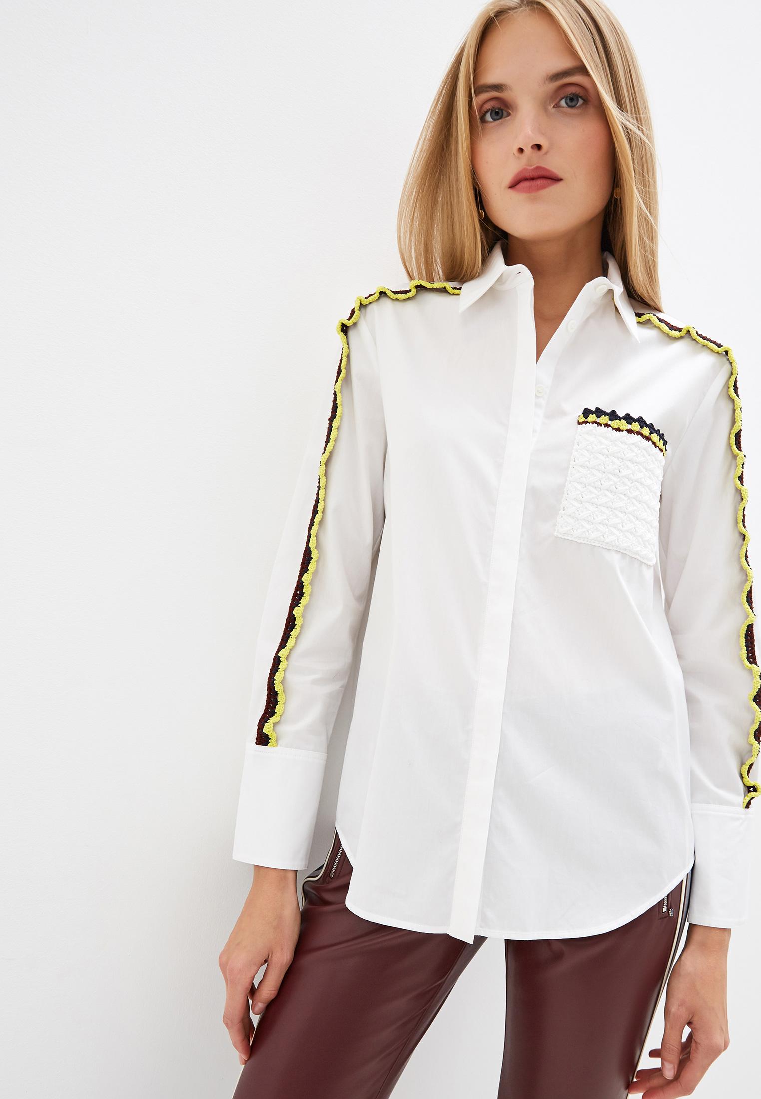 Женские рубашки с длинным рукавом Sportmax Code ACETI