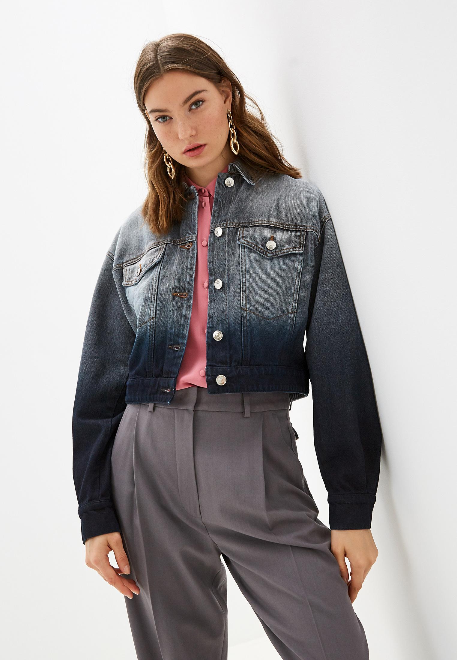 Джинсовая куртка Sportmax Code RODANO