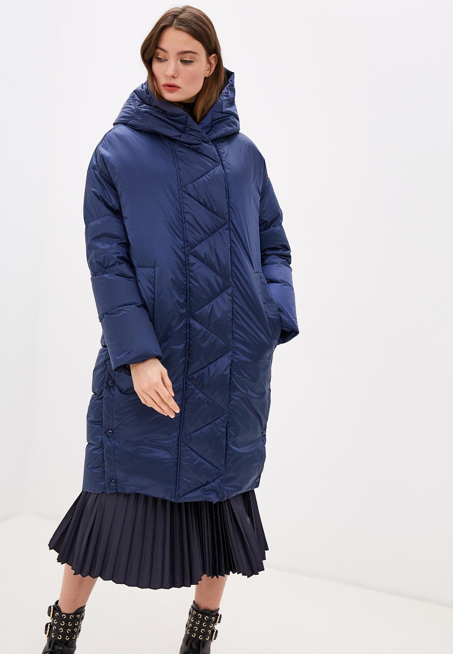 Утепленная куртка Sportmax Code LINO
