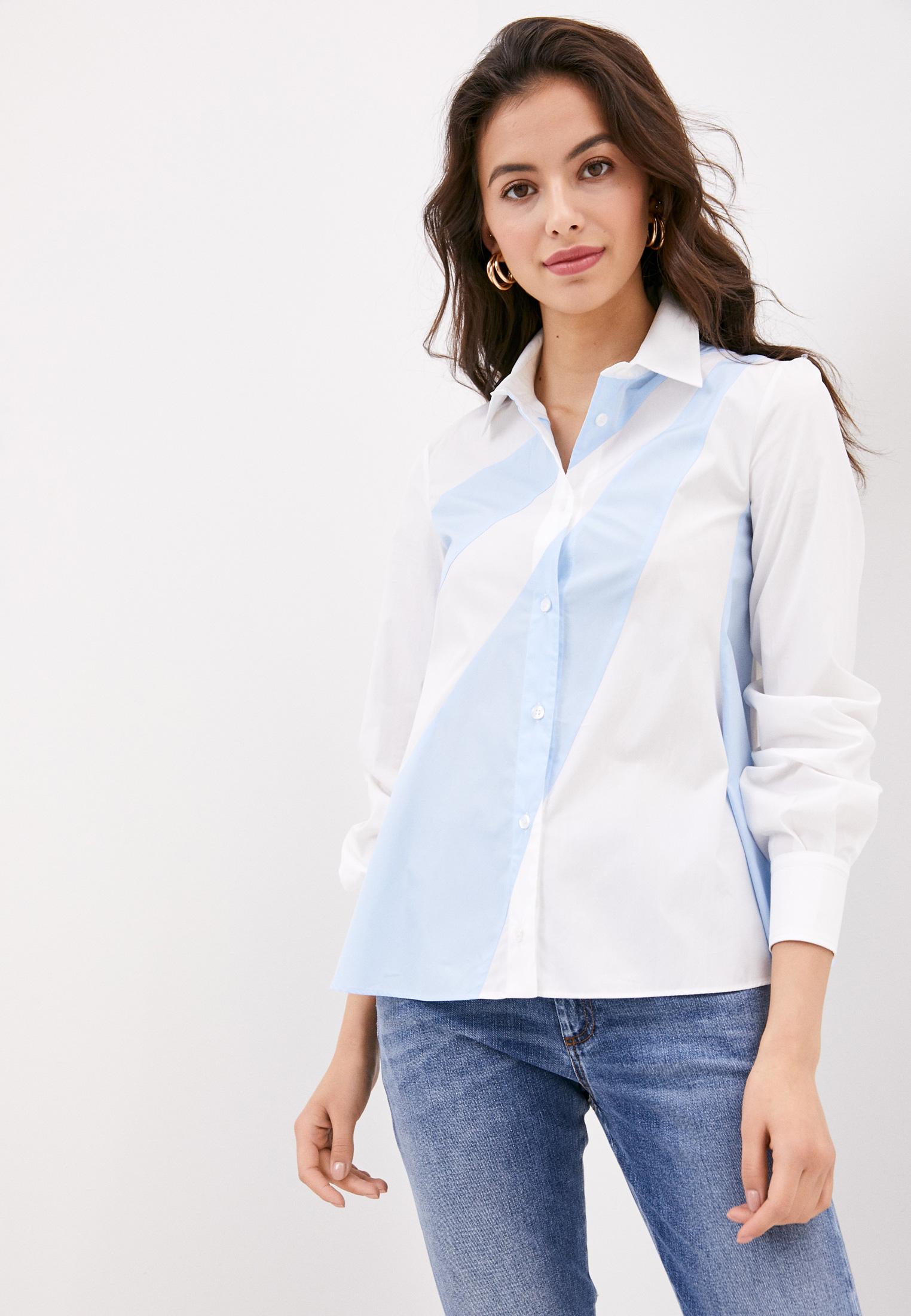 Женские рубашки с длинным рукавом Sportmax Code 7111040406